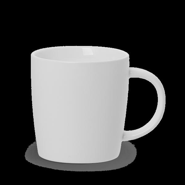 Levně Šálek na čaj bílý 300 ml - Gaya RGB