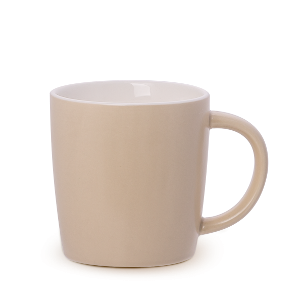 Levně Šálek na čaj champagne 300 ml - Gaya RGB